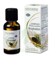 Naturactive Respiration Complex Huiles Essentielles Bio 30ml à Mimizan