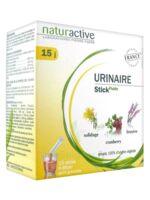 NATURACTIVE FLUIDE STICK URINAIRE, bt 15 à Mimizan