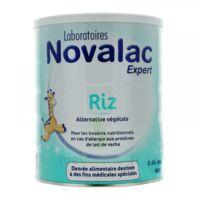 NOVALAC EXPERT RIZ Lait en poudre 0-36mois B/800g à Mimizan