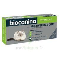 Biocanina Multivermyx Comprimés Vermifuge Chat B/2 à Mimizan