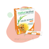 Naturactive Phytothérapie Fluides Gelée Royale Solution Buvable 20 Sticks/10ml à Mimizan