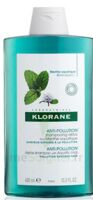 Klorane Menthe Aquatique Shampooing Détox 400ml à Mimizan