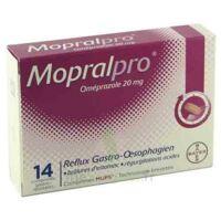 MOPRALPRO 20 mg Cpr gastro-rés Film/14 à Mimizan