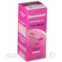 BRONCHOKOD ENFANTS 2 POUR CENT, sirop à Mimizan