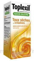 TOPLEXIL 0,33 mg/ml sans sucre solution buvable 150ml à Mimizan