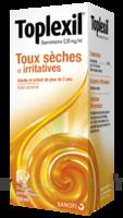 Toplexil 0,33 Mg/ml, Sirop 150ml à Mimizan