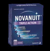 NOVANUIT Triple action Gélules B/30 à Mimizan