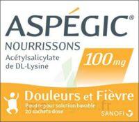 ASPEGIC NOURRISSONS 100 mg, poudre pour solution buvable en sachet-dose à Mimizan