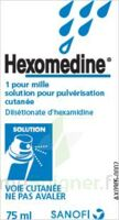 Hexomedine 1 Pour Mille, Solution Pour Pulvérisation Cutanée En Flacon Pressurisé à Mimizan