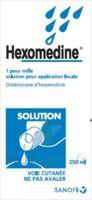 HEXOMEDINE 1 POUR MILLE S appl loc Fl/250ml à Mimizan