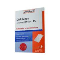 Diclofenac Ratiopharm Conseil 1 %, Emplâtre Médicamenteux à Mimizan