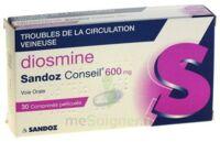 DIOSMINE SANDOZ CONSEIL 600 mg, comprimé pelliculé à Mimizan
