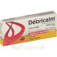 DEBRICALM 100 mg, comprimé pelliculé à Mimizan