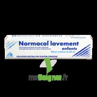 NORMACOL LAVEMENT ENFANTS, solution rectale, récipient unidose à Mimizan