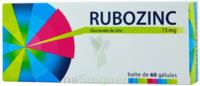 Rubozinc 15 Mg Gél 1plq/60 à Mimizan