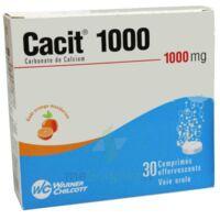 Cacit 1000 Mg, Comprimé Effervescent à Mimizan
