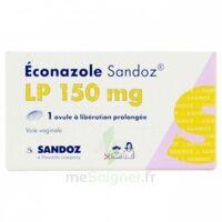 ECONAZOLE SANDOZ L.P. 150 mg, ovule à libération prolongée à Mimizan