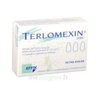 TERLOMEXIN 200 mg, capsule molle vaginale à Mimizan