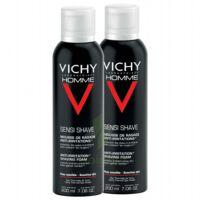 VICHY mousse à raser peau sensible LOT à Mimizan