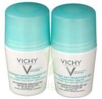 VICHY TRAITEMENT ANTITRANSPIRANT BILLE 48H, fl 50 ml, lot 2 à Mimizan