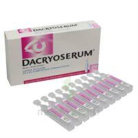 Dacryoserum Solution Pour Lavage Ophtalmique En Récipient Unidose 20unidoses/5ml à Mimizan