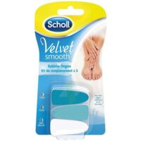 Scholl Velvet Smooth Ongles Sublimes kit de remplacement à Mimizan