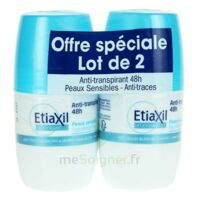 ETIAXIL DEO 48H ROLL-ON LOT 2 à Mimizan