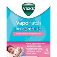 VICKS VAPOPATCH ENFANTS à Mimizan