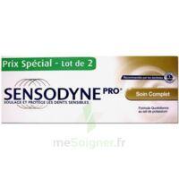 Sensodyne Protection Complète Lot De 2 X 75 Ml à Mimizan