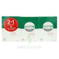 Silettum Nutrition Du Cheveu 60 X2 + 60 Offertes à Mimizan