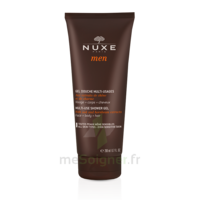 Nuxe Men Gel douche multi-usages 200ml lot de deux à Mimizan