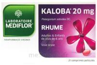 KALOBA 20 mg Cpr pell Plq/21 à Mimizan