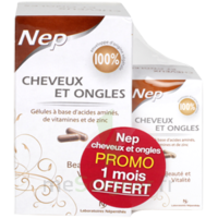 Cheveux & ongles lot à Mimizan