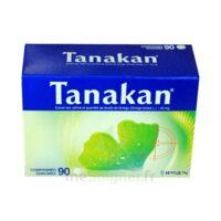 TANAKAN 40 mg, comprimé enrobé PVC/alu/90 à Mimizan