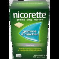 Nicorette 2 Mg Gom à Mâcher Médic Sans Sucre Menthe Fraîche Plq/105gom à Mimizan