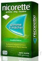 Nicorette 2 Mg Gom à Mâcher Médic Sans Sucre Menthe Fraîche Plq/30gom à Mimizan