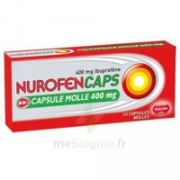 Nurofencaps 400 Mg Caps Molle Plq/10 à Mimizan