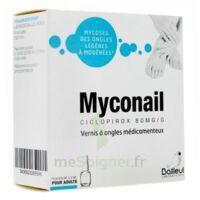 Myconail 80 Mg/g, Vernis à Ongles Médicamenteux à Mimizan