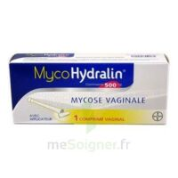 MYCOHYDRALIN 500 mg, comprimé vaginal à Mimizan