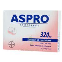 ASPRO 320 mg, comprimé à Mimizan