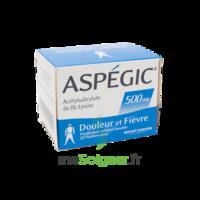 ASPEGIC 500 mg, poudre pour solution buvable en sachet-dose 20 à Mimizan