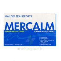 MERCALM, comprimé pelliculé sécable à Mimizan