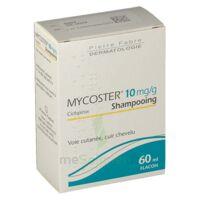 Mycoster 10 Mg/g Shampooing Fl/60ml à Mimizan