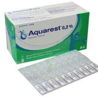 Aquarest 0,2 %, Gel Opthalmique En Récipient Unidose à Mimizan