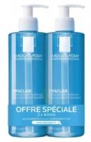 Effaclar Gel Moussant Purifiant 2*400ml à Mimizan