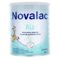 Novalac Riz Lait en poudre 800g à Mimizan