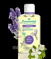 Puressentiel Sommeil - détente Huile de massage BIO** Détente - Lavande - Néroli - 100 ml à Mimizan