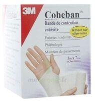 COHEBAN, blanc 3 m x 7 cm à Mimizan