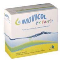 MOVICOL ENFANTS, poudre pour solution buvable en sachet-dose à Mimizan