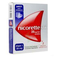 Nicoretteskin 25 mg/16 h Dispositif transdermique B/28 à Mimizan